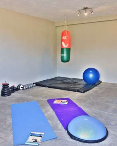 Excercise and Yoga Room at Colibri Inn B&B