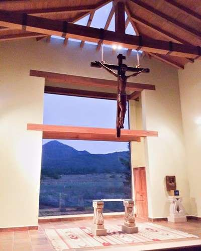 Meditation Chapel at Colibri Inn B&B